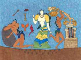 Is Modern Minoan Paganism true for its time?