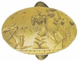 Shake your tree! A ritual in Minoan art