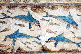The  Minoan Menagerie Part 3: Animals of the Sea