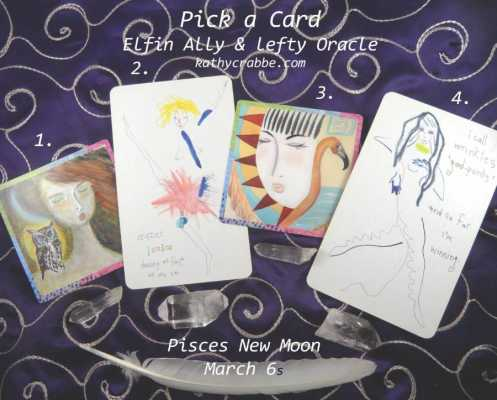 Pisces New Moon Reading: Pick a Card (REVEAL is Within)