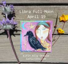 Full Moon in Libra: NO Regrets