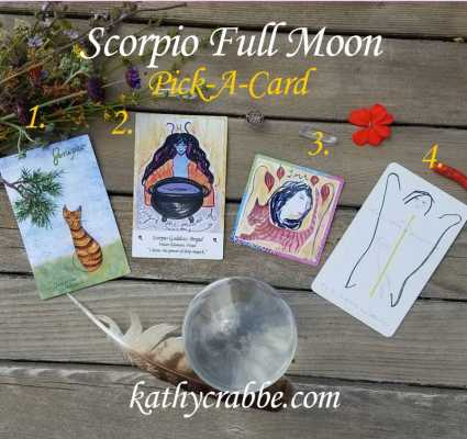 Scorpio Full Moon Soul Reading: Be Daring and Follow Your Delight